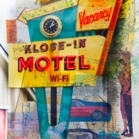 Klose In Wi-Fi Motel