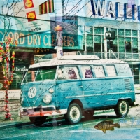 Wallingford VW Van